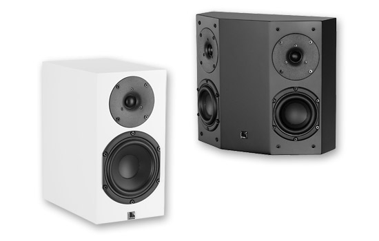 Veritas Style Speakers